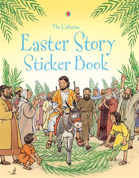 the easter story newsouth books easter story sticker book at usborne children s books