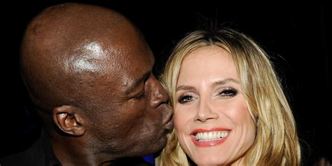 heidi klum pictures videos breaking news huffington post heidi klum and seal are not getting back together singer