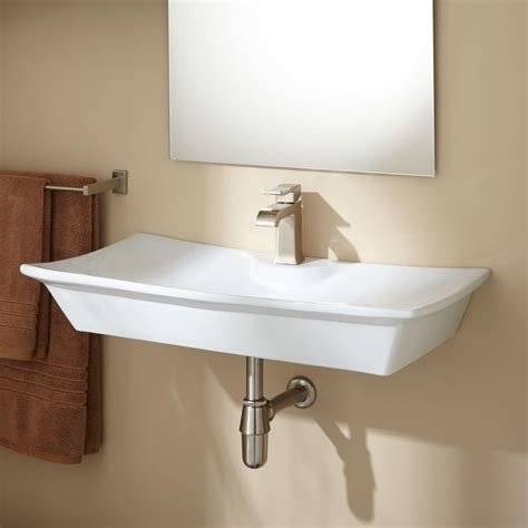 wall hung bathroom sink bahtroom nice wall hung bathroom sinks improving