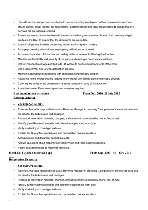 Relations Resume by Government Relations Officer Resume