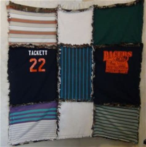Rag T Shirt Quilt by Ragged T Shirt Quilt Favequilts