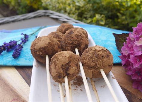 Xpose Protein Exclusive Xpos 233 Recipe Chocolate Protein Truffle Pops