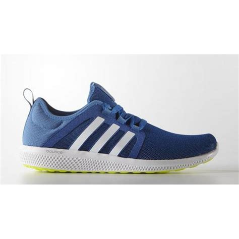 shopping of sports shoes adidas bounce blue white sports shoes care