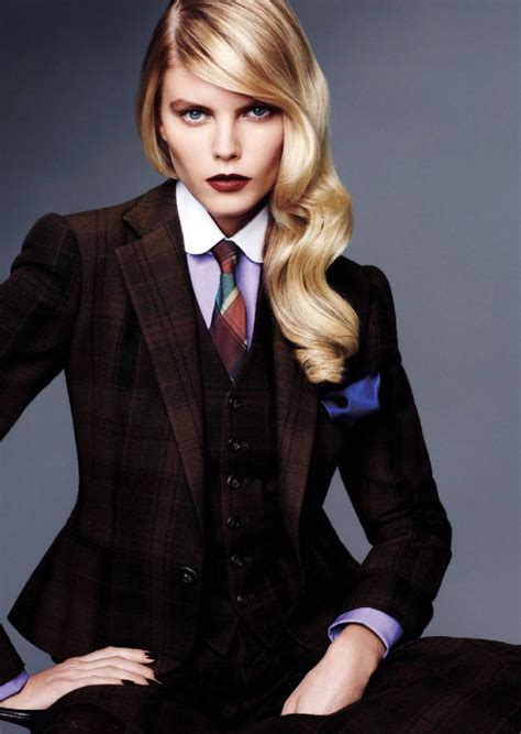 7 Gorgeous Blazers by Maryna Lunchuk By Sharif Hamza For Vogue Japan Gorgeous