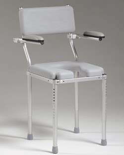 travel shower commode chair multichair 3000 travel bath commode chair