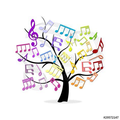 imagenes hermosas musicales quot arbol de notas musicales quot im 225 genes de archivo y vectores