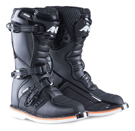 youth motorcycle boots answer youth ar 1 boots revzilla