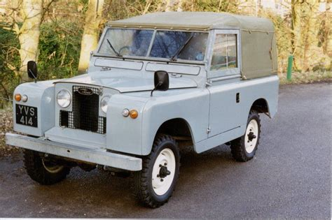 light blue land rover light blue land rover series swb land rover swb