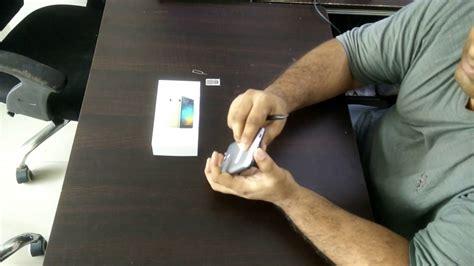 Cassing Xiaomi Redmi remove the back cover of xiaomi redmi note 3