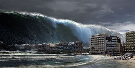 Pastors and Scientists Predict a 550ft Tsunami to Hit the