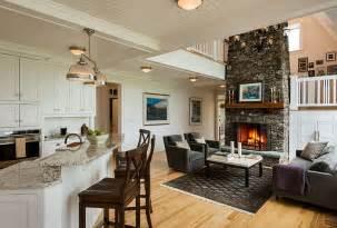 Small Flush Mount Crystal Chandelier Open Living Room Kitchen Floor Plans