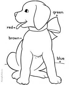 s the colors in coloring pages