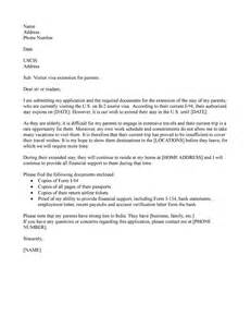 Letter Of Support For Visa Extension Application Letter Sle March 2015
