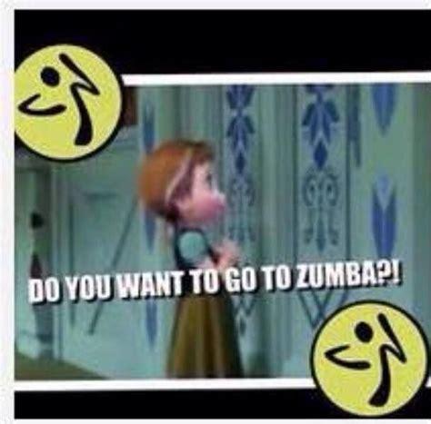 Zumba Memes - zumba frozen meme zumba fitness pinterest