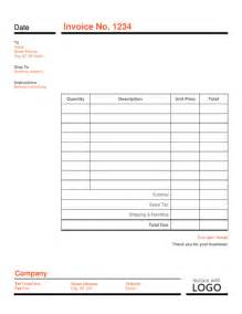 blank business invoice template simple invoice template business plan template invoice template free invoice template word excel amp pdf
