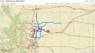 2013 colorado flood weld county map flickr photo
