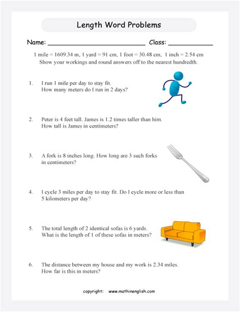 3 3 Conversion Problems Worksheet Answers by Metric Conversion Word Problems Worksheet Worksheets