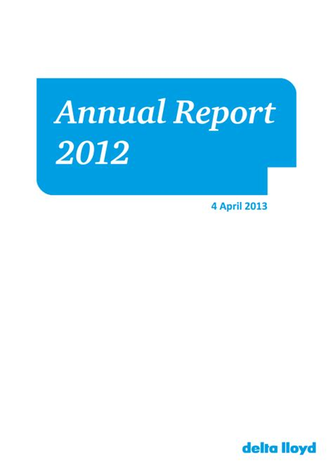 2012 Annual Report by Annual Report 2012 Banking For Society