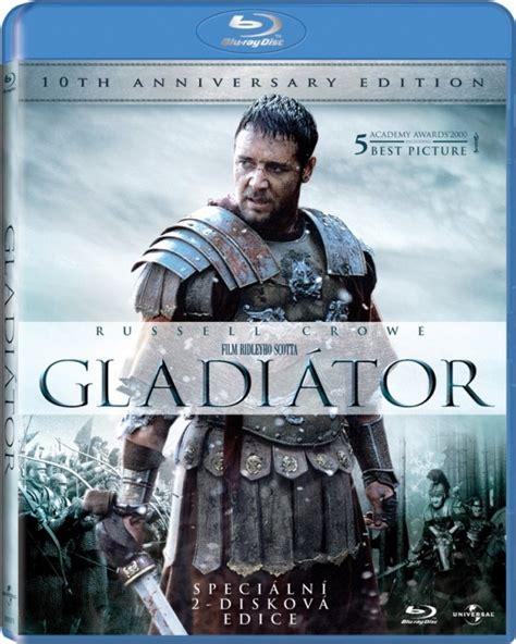 film gladiator online cz gladi 225 tor edice k 10 v 253 roč 237 blu ray hdmag cz