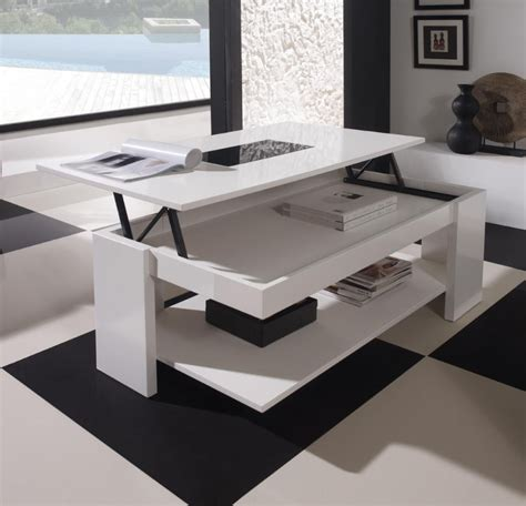 table basse relevable table basse relevable centro cubic home furnitures