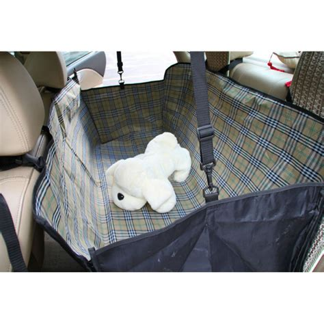 car seat travel accessories encell car pet seat covers waterproof bench seat hammock