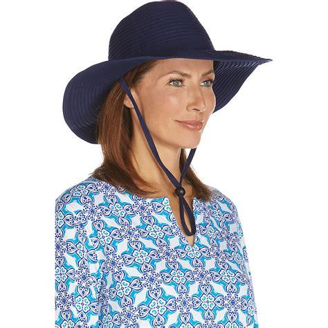 coolibar upf 50 s shapeable travel sun hat ebay