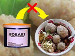 Asam Borat Sebagai Antiseptik gubuk sains dak berbahaya zat pengawet makanan bagi tubuh