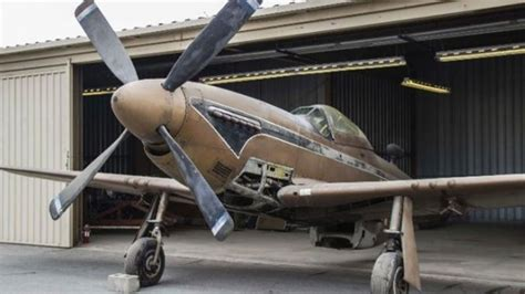 for sale 1944 p 51 mustang interior exterior tour