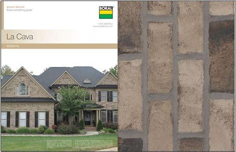 la brick exterior brick boral la cava ogan residence