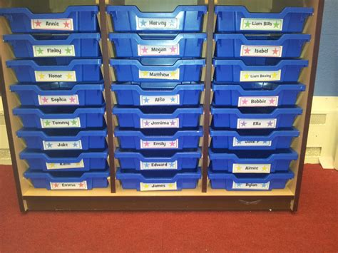 Classroom Drawers by The Scribblings Of A Primary School Sorting Out