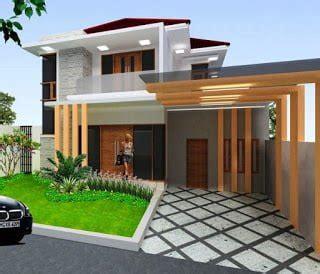 teras rumah minimalis elegan    box