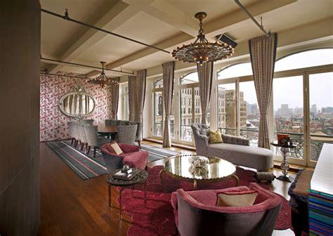 livingroom soho nyc soho loft