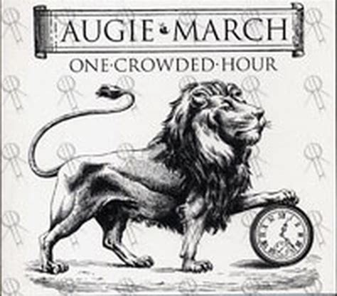Augie March One Crowded Hour augie march one crowded hour cd single ep