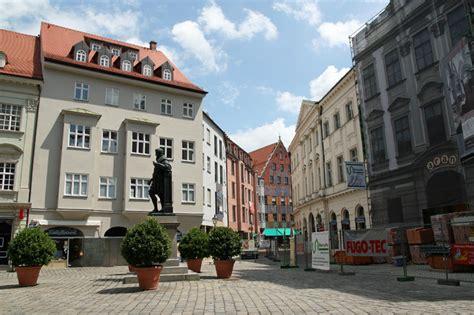 bb augsburg augsburger innenstadt bild foto modart aus