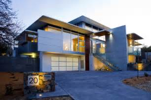 Flat Architecture Flat Roof Modern Contemporary Residence Archinspire