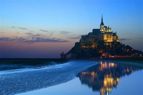 why is st a mont michel guided tour