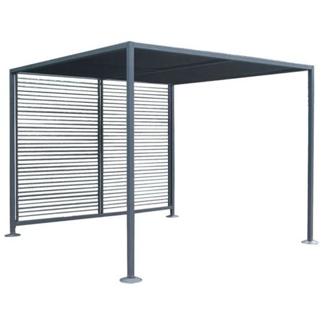 gazebo aluminum gazebo powder and metals on