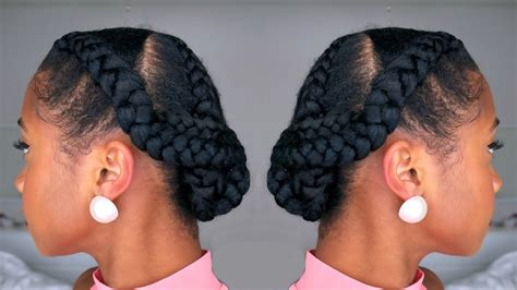 snatch back weave how to snatch yo hair back into a simple braided