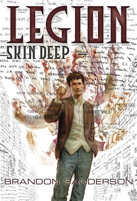 edge of the legionnaires books novella review legion skin by brandon sanderson