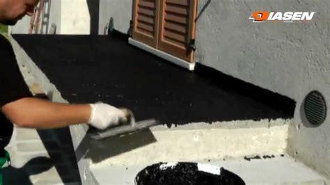 guaina per terrazzo aquabit by diasen guaina liquida a spessore per