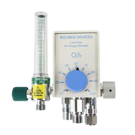 Blender Air biomed devices air oxygen blenders