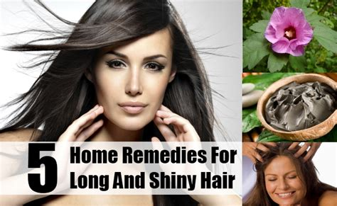 5 fabulous home remedies for and shiny hair how to