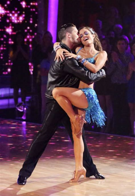 val chmerkovskiy i was in love with danica mckellar danica val week 6 dancing with the stars photo