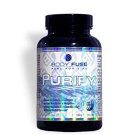 Fuse Purify Detox Pills Reviews purify by fuse usa all gentle
