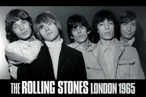 rolling stones london 65 poster sold at europosters