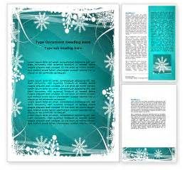 winter templates winter frame background word template 06980