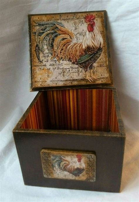 Decoupage Box Ideas - 1000 ideas about decoupage box on decoupage
