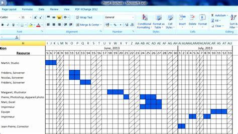 5 Gantt Chart Excel 2013 Template Exceltemplates Exceltemplates Excel Gantt Chart Template 2013