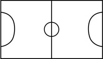 soccer field diagram clipart best