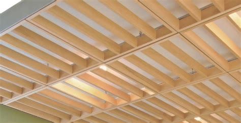 armstrong woodworks wood ceiling systems expand with open cell panels